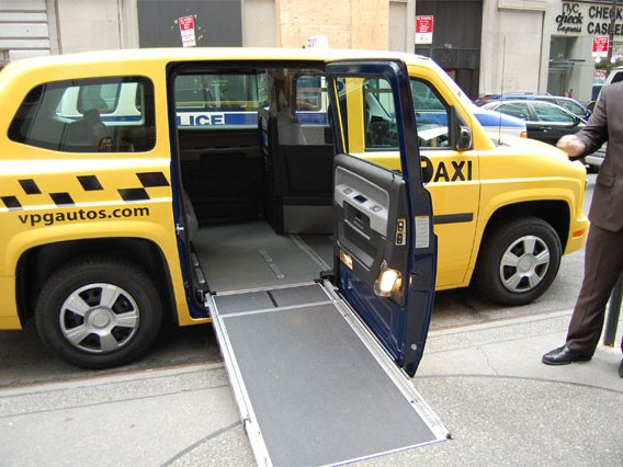 WAV (WheelChair Accessible Vehicle) Training Course